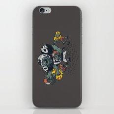 Zombie Bowl iPhone & iPod Skin