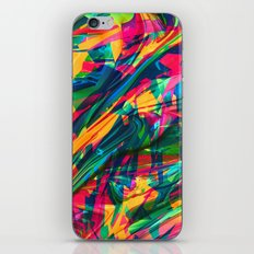 Wild Abstract iPhone & iPod Skin