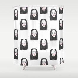 Babe #38 Shower Curtain