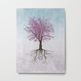 It Grows on Trees Metal Print