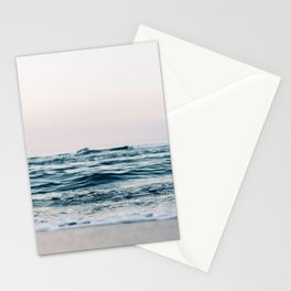 Sea Water Flow Stationery Cards