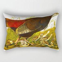 Great American Hen Rectangular Pillow