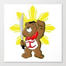 Care Bears Bonifacio Canvas Print