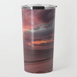 Gulf Coast Sunset Travel Mug