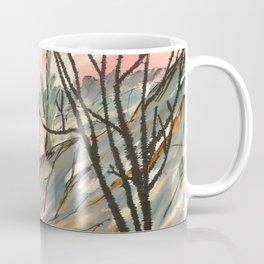 Southwestern Art Desert Painting Coffee Mug