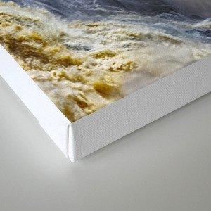 The magnificent Barron Falls Canvas Print