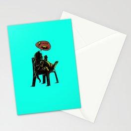 Obesity Cat Stationery Cards