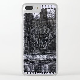 I am Muslim and the fbi won't stop terrorizing me Clear iPhone Case