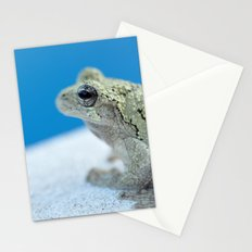 Ribbit Stationery Cards
