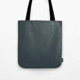 Dark Gray Green Tote Bag