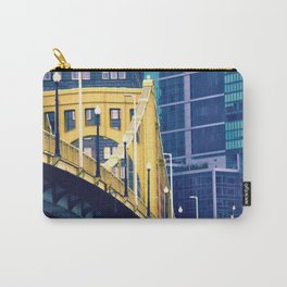 yellow steel > blue steel Carry-All Pouch
