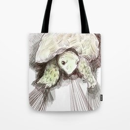 Tortoise power! Tote Bag