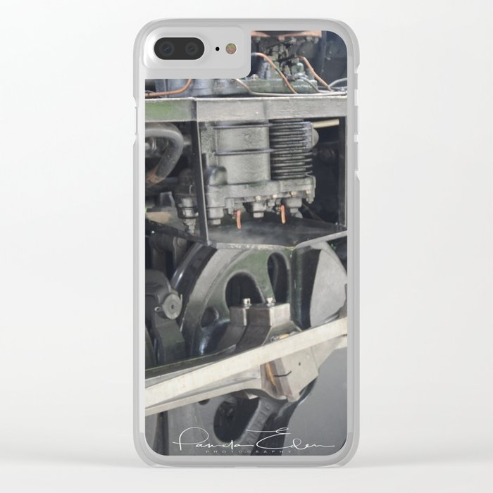 Train Clear iPhone Case