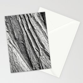 Wood and Bark pattern Stationery Cards