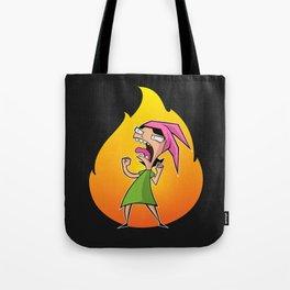 Invader Louise Tote Bag