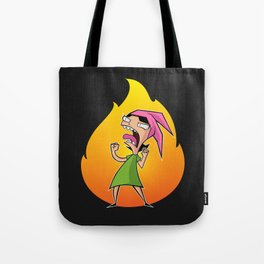 Invader Louise Tote Bag