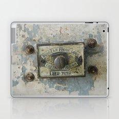 DUMBO Loft Door Lock-Brooklyn, New York Laptop & iPad Skin