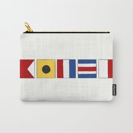 Nautical Bitch Carry-All Pouch