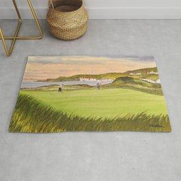 Royal Portrush Golf Course 5th Hole Rug