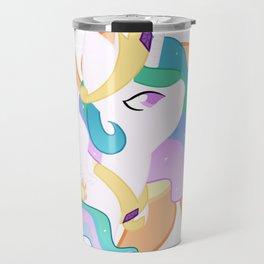 Chibi Princess Celestia Travel Mug