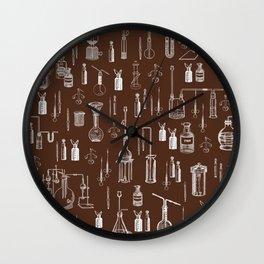 MAD SCIENCE 6 Wall Clock
