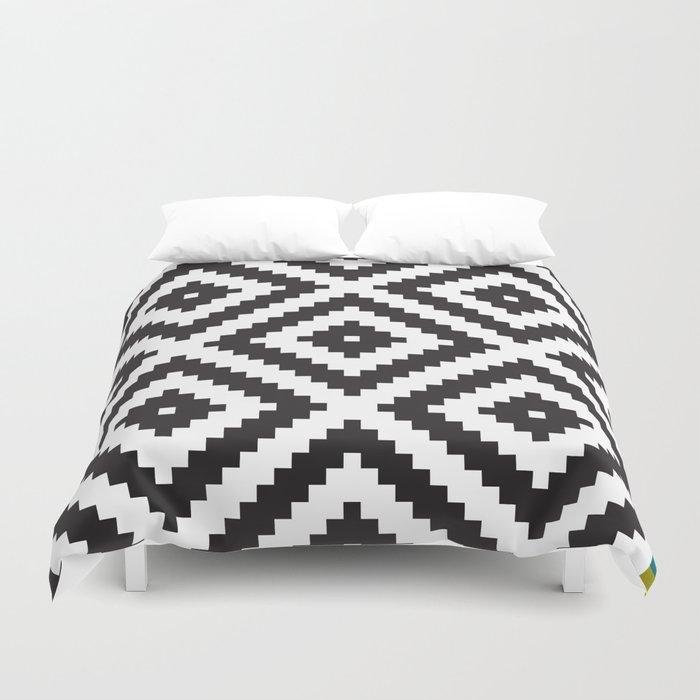 IKEA LAPPLJUNG RUTA Rug Pattern Duvet Cover. IKEA LAPPLJUNG RUTA Rug Pattern Duvet Cover by dizzymoments   Society6