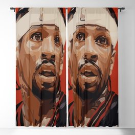 """Iverson """"The Answer"""" Blackout Curtain"""