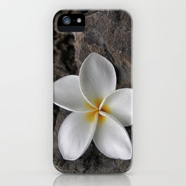 Delicate Induration iPhone Case