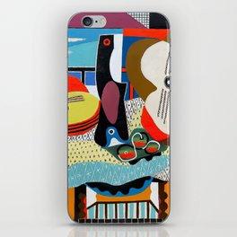Pablo Picasso, Mandolin and Guitar (Mandoline et guitare) 1924 Artwork iPhone Skin