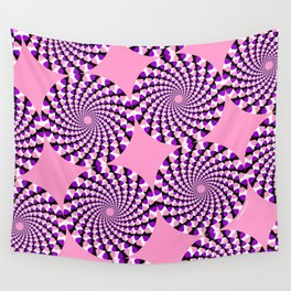 Rotations Wall Tapestry