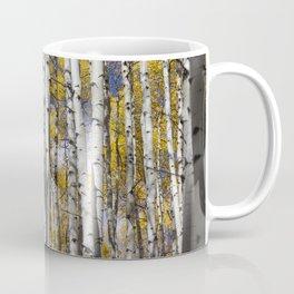 Aspen in the Fall Coffee Mug