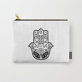 Hamsa fish Hand of Fatima spiritual Carry-All Pouch