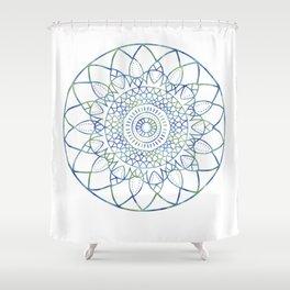 Madala-Roots Shower Curtain