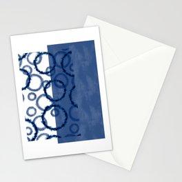 Indigo Water #society6 #indigo Stationery Cards