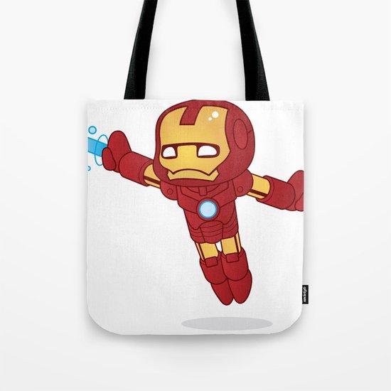 IRON MAN ROBOTIC Tote Bag