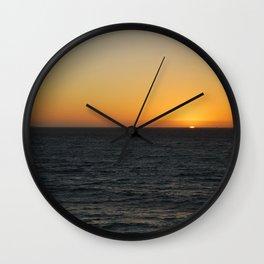 Light Vanishes Wall Clock