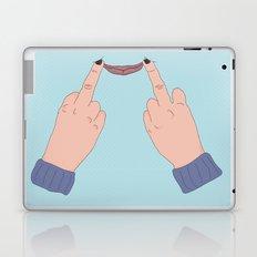 You Should Smile Laptop & iPad Skin