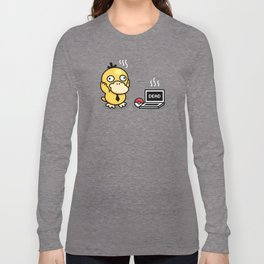Psyduck in real life Long Sleeve T-shirt