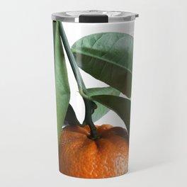 Orange Fruit Photography Travel Mug