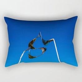 The power of S Rectangular Pillow