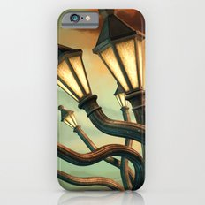 Drunk Streetlamps iPhone 6s Slim Case