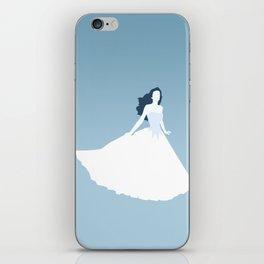 Cinder Girl iPhone Skin