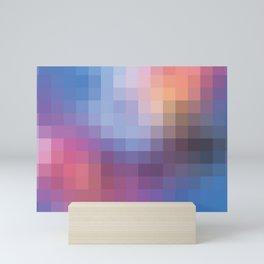*PIXEL_PATTERN_1 Mini Art Print