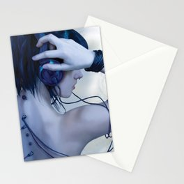 Audio Stationery Cards
