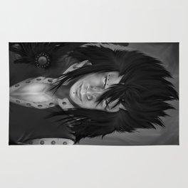 Gajeel Redfox - Iron Dragon Slayer Rug
