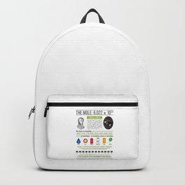 avogadro mole Backpack
