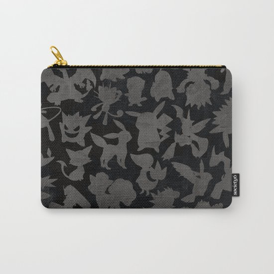 Who is That? Carry-All Pouch