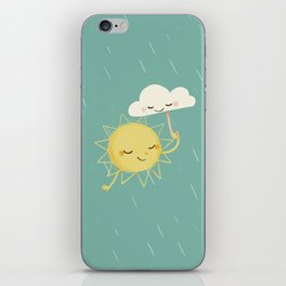 Little Sun iPhone Skin