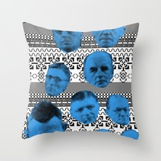 the board of directors  Throw Pillow