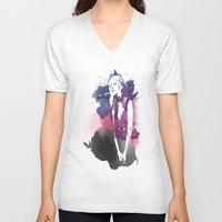 stevie nicks V-neck T-shirts featuring Stevie Nicks by 2b2dornot2b